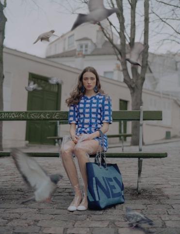 Chanel special X Wonderland Magazine